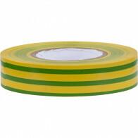 Isolierband - Yurga - Grün/Gelb - 20mmx20m