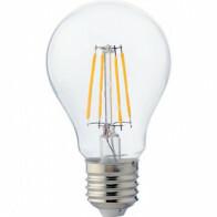 LED Lampe - Filament - E27 Sockel - 6W - Warmweiß 2700K