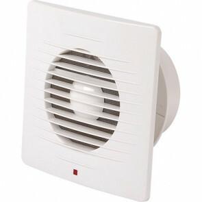 Badkamer - Toilet - Ventilator - 160mm - 12W - 100m3