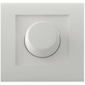 CALEX - LED Dimmer - Inbouwdimmer - Enkel Knop - 3-70W - Wit