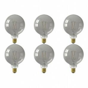 LED Lamp 10 Pack - E27 Fitting - 10W Dimbaar - Warm Wit 3000K