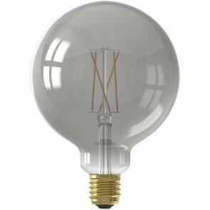 CALEX - LED Lamp - Globe - Filament G125 - E27 Fitting - Dimbaar - 4W - Warm Wit 2100K - Amber