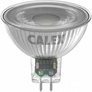 CALEX - LED Spot - Reflectorlamp - GU5.3 MR16 Fitting - 6W - Warm Wit 2700K - Wit
