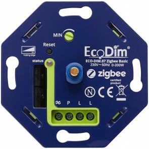 CALEX - LED Dimmer - Inbouwdimmer - Enkel Knop - 3-70W