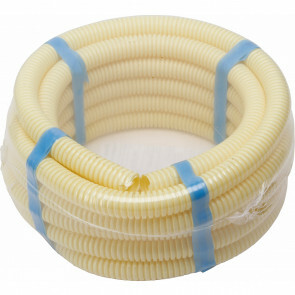 KOPP - Flexibele Buis - Installatiebuis - 16mm - 5/8inch - 10 Meter - Crème