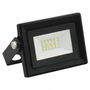 LED Bouwlamp 10 Watt - LED Schijnwerper - Pardus - Helder/Koud Wit 6400K - Waterdicht IP65