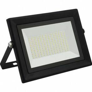 LED Bouwlamp 100 Watt - LED Schijnwerper - Pardus - Helder/Koud Wit 6400K - Waterdicht IP65