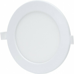 LED Downlight - Smart LED - Aigi Zumba - 12W - Aanpasbare Kleur - Inbouw Rond - Mat Wit - Aluminium - Ø160mm