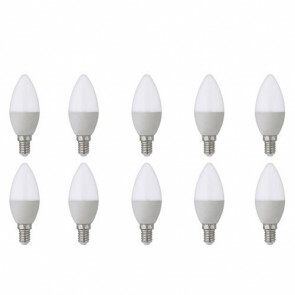 LED Lamp 10 Pack - E14 Fitting - 4W - Helder/Koud Wit 6400K