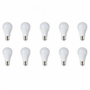 LED Lamp 10 Pack - E27 Fitting - 15W - Warm Wit 3000K