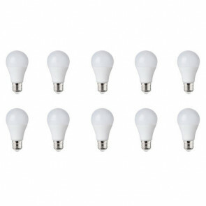 LED Lamp 10 Pack - E27 Fitting - 5W - Warm Wit 3000K
