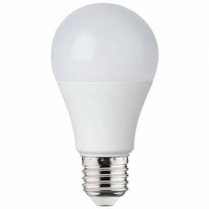 LED Lamp - E27 Fitting - 12W - Helder/Koud Wit 6400K