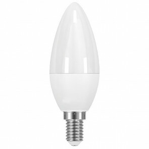 LED Lamp - Facto Candle - E14 Fitting - 6W - Warm Wit 3000K
