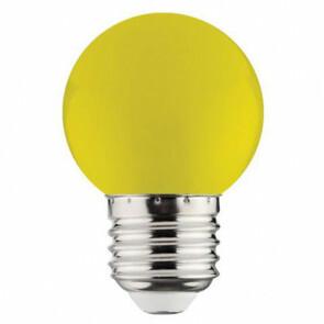 LED Lamp - Romba - Geel Gekleurd - E27 Fitting - 1W