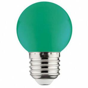 LED Lamp - Romba - Groen Gekleurd - E27 Fitting - 1W