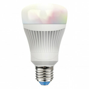 LED Lamp WIZ RGB - E27 Fitting - 11W Dimbaar - Mobiele App - Afstandsbediening