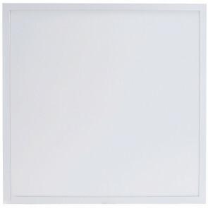 LED Paneel - Facto Hiry - 60x60 - Aanpasbare Kleur CCT - 40W - Inbouw - Vierkant - Mat Wit - Aluminium - Flikkervrij