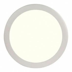 LED Spot / LED Downlight / LED Paneel Set BSE Slim Rond Inbouw 24W 4200K Natuurlijk Wit 300mm Spatwaterdicht
