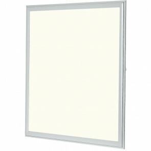 LED Paneel - Viron Ganto - 60x60 Natuurlijk Wit 4000K - 29W Inbouw Vierkant - Mat Wit - Aluminium