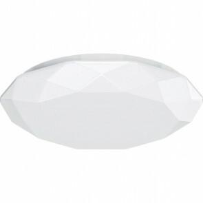 LED Plafondlamp - Aigi Dian - Opbouw Rond 12W - Helder/Koud Wit 6500K - Mat Wit - Aluminium