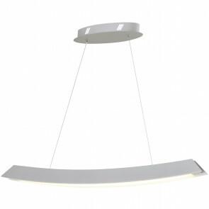 LED Modern Design Plafondlamp / Plafondverlichting Casto 35W Natuurlijk Wit 4000K Aluminium Witte Armatuur