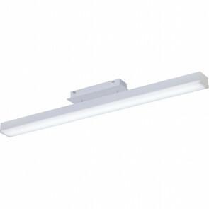 LED Plafondlamp WiZ - Plafondverlichting - Trion Lavar - 20W - Aanpasbare Kleur - RGBW - Rechthoek - Mat Wit - Aluminium