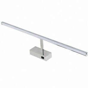 LED Spiegelverlichting / Schilderijverlichting 12W 4200K Natuurlijk Wit Glans Chroom IP45
