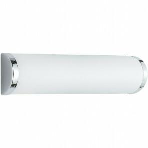 LED Spiegelverlichting - Trion Xiany - E14 Fitting - Spatwaterdicht - Glans Chroom - Aluminium