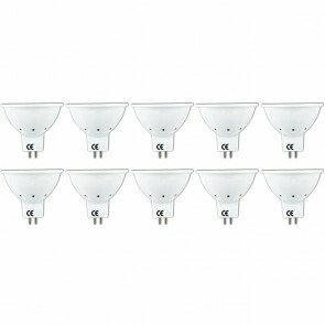 LED Spot 10 Pack - Fona - GU5.3 Fitting - 4W - Helder/Koud Wit 6400K