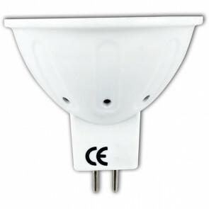 LED Spot - Aigi Firona - GU5.3 MR16 Fitting - 3W - Warm Wit 3000K - 12V