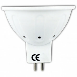 LED Spot - Aigi Firona - GU5.3 MR16 Fitting - 4W - Warm Wit 3000K - 12V
