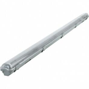 LED TL Armatuur T8 - 120cm Enkel - Waterdicht IP54 - Kunststof
