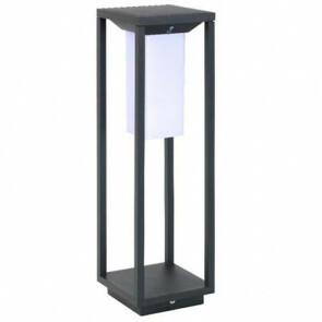 LED Tuinverlichting - Buitenlamp - Soly 2 - Zonne-energie - Bewegingssensor - 2W - Zwart