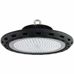 LED UFO High Bay 200W - Magazijnverlichting - Waterdicht IP65 - Natuurlijk Wit 4200K - Aluminium