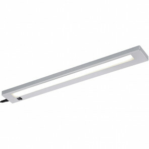 LED Wandlamp - Trion Alyna - 7W - Warm Wit 3000K - Rechthoek - Mat Titaan