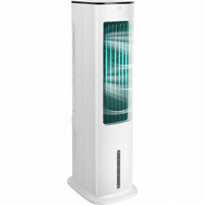 Luchtkoeler - Air Cooler - Luchtbevochtiger - Aigi Snowa - Afstandsbediening - Timer - 5 Liter - Wit