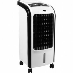Luchtkoeler - Air Cooler - Luchtbevochtiger - Trion Ispal - Afstandsbediening - Timer - 7 Liter - Mat Wit/Zwart