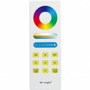 Mi-Light - Smart Touch Afstandsbediening - RGB+CCT - 1 Zone - Mat Wit