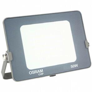 LED Bouwlamp 50 Watt - LED Schijnwerper - OSRAM - Helder/Koud Wit 6000K - Waterdicht IP65