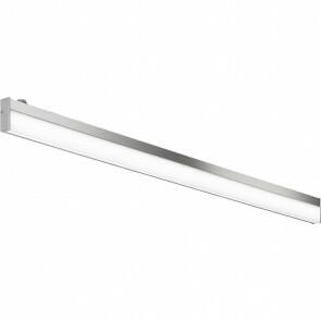 OSRAM - LED Spiegelverlichting - Trion Nalina - 12W - Spatwaterdicht IP44 - Warm Wit 3000K - Glans Chroom - Aluminium