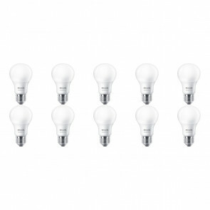 PHILIPS - LED Lamp 10 Pack - SceneSwitch 827 A60 - E27 Fitting - Dimbaar - 2W-8W - Warm Wit 2200K-2700K   Vervangt 60W