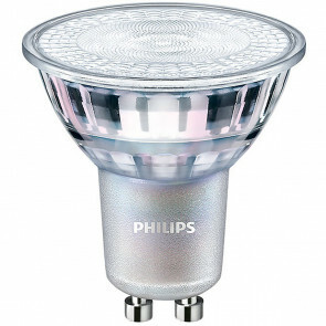 PHILIPS - LED Spot - MASTER 927 36D VLE DT - GU10 Fitting - Dimbaar - 3.7W - Warm Wit 2700K | Vervangt 35W