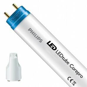 PHILIPS - LED TL Buis T8 met Starter - CorePro LEDtube EM 840 - 60cm - 8W - Natuurlijk Wit 4000K | Vervangt 18W
