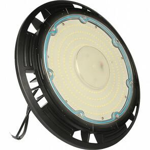 LED Magazijnverlichting / Highbay UFO Waterdicht 100W 6400K Helder/Koud Wit Rond 288x150mm Aluminium IP65