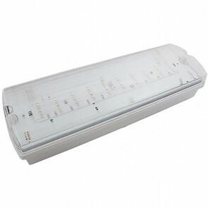 SAMSUNG - LED Noodverlichting met Bewegingssensor - Viron Sisom - 4W - Helder/Koud Wit 6000K - Opbouw - Mat Wit - Kunststof - 12 Uur Oplaadtijd