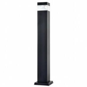 SAMSUNG - LED Pollerleuchte - Facto - 8W - Universalweiß - 4000K - Mattschwarz - Aluminium