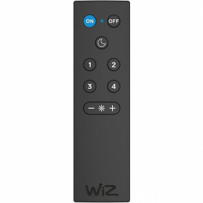 Slimme Draadloze Afstandsbediening - Trion WiZ Connect - Mat Zwart