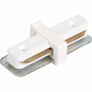 Spanningsrail Doorverbinder 1-Fase Wit