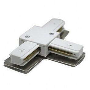 Spanningsrail Doorverbinder - T Koppeling - 1 Fase - Wit