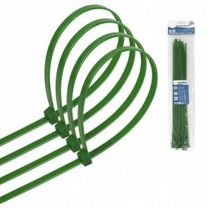 Tie Wraps - Tyrap - Aigi Tie - 4.8x350mm - Groen - 30 Stuks